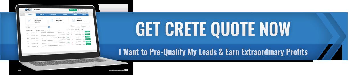 get crete quote